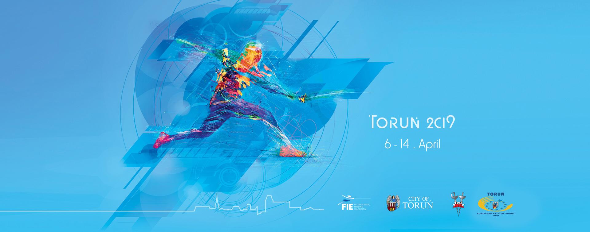 Mistrzostwa Świata kadetów Toruń 2019